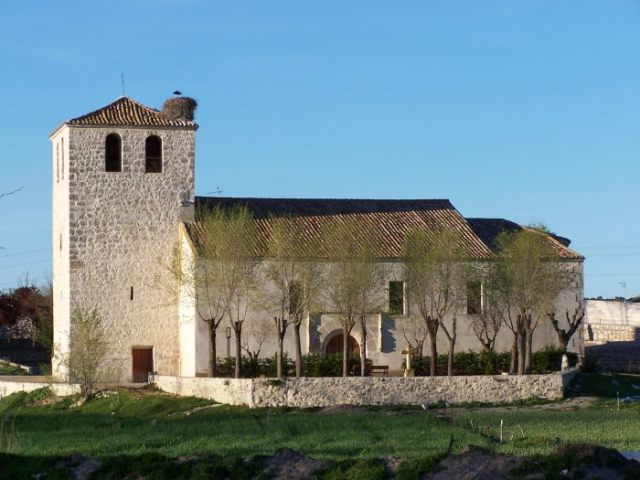 Iglesia consagrada a San Juan Evangelista