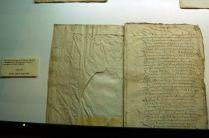 Convenio entre Cogeces, Aldealbar y Santibáñez sobre el aprovechamiento del prado de Valimón (1604)